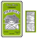 Cabbage Pierogies