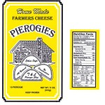 Farmer's Cheese Pierogies