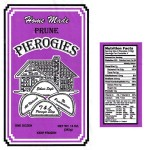 Prune Pierogies